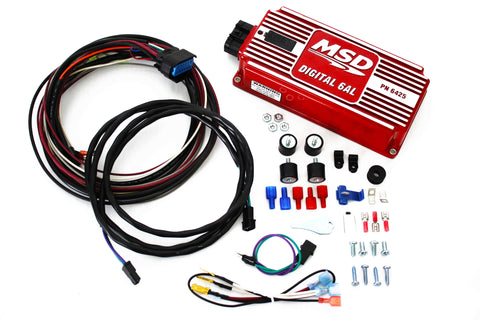MSD 6AL Digital Ignition Box w/ Built-In Rev Limiter