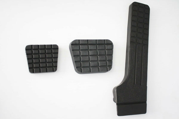 67-70 Chevy C10 Truck Floor Mount Gas Accelerator, Brake & Emergency Pedal Pads