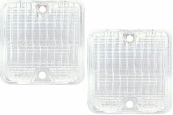 67-72 Chevy/GMC Rear Reverse Back-up Light Lens Kit