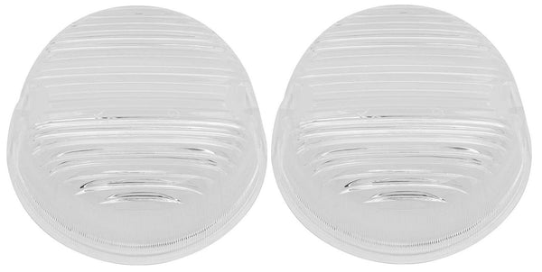 67-90 Chevy/GMC Truck Stepside Rear Reverse Back-up Light Lens Kit