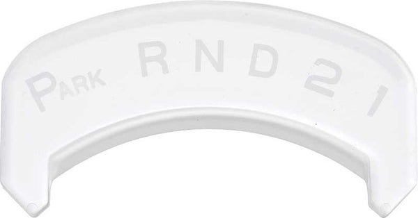 71-72 Chevy/GMC C/K Truck Non-Tilt Column Shift Indicator Lens