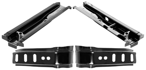 47-54 Chevy/GMC Truck LH/RH Driver & Passenger Side Floor Support Cab Mounts