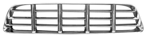 55-56 Chevy Pickup Truck Triple Chrome Plated Front Grille Assembly