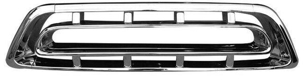 1957 Chevy Pickup Truck Triple Chrome Plated Front Grille Assembly