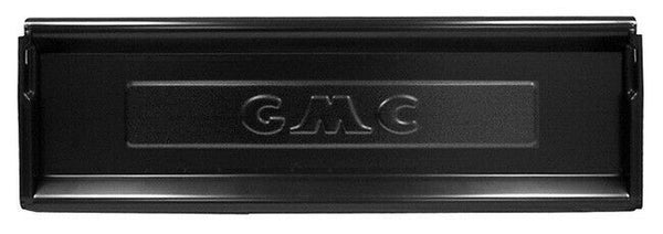 47-53 GMC Truck Rear Stepside Tailgate with GMC Logo