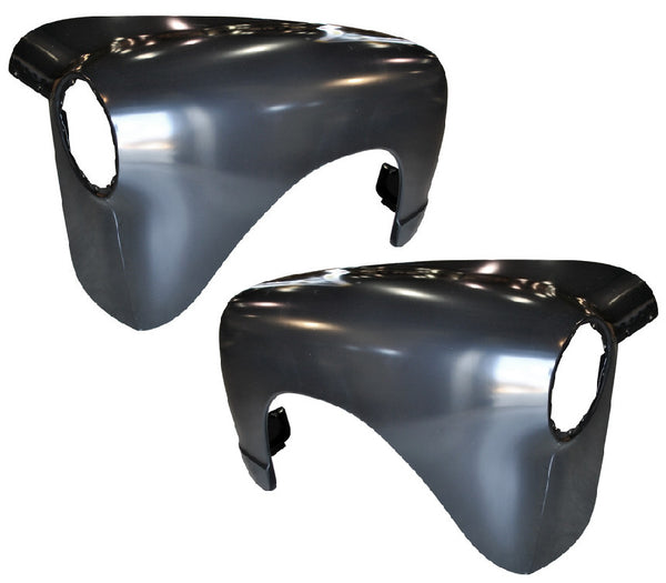 47-53 Chevy Pickup Truck LH & RH Side Front Fenders