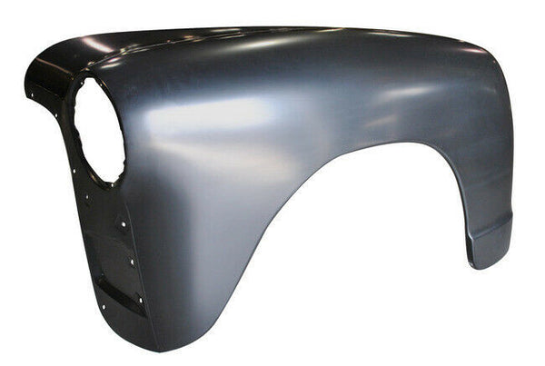 54-55 Chevy Pickup Truck LH Driver Side Front Fender