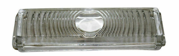 47-53 Chevy Truck Front LH or RH Clear Turn Light Parking Lamp Lens