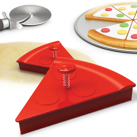Pizza-shaped Cookie Cutter