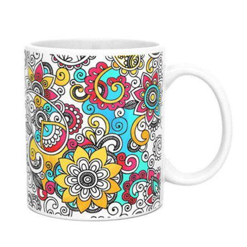 color joy coloring coffee mug