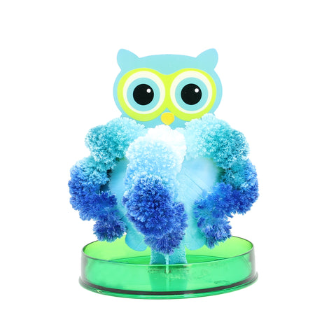 a blue owl magic grower
