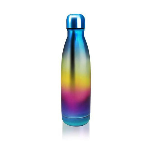 Rainbow Luster Water Bottle