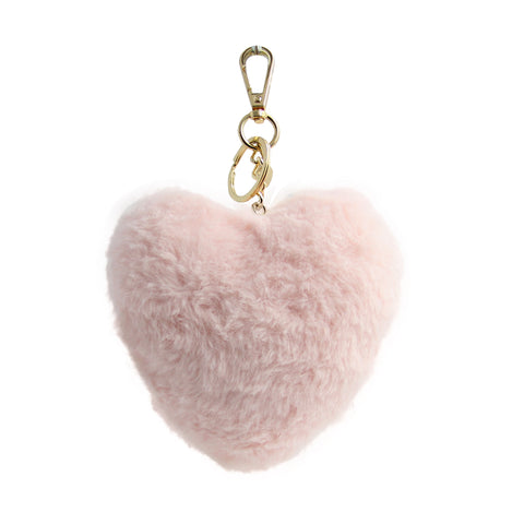 Heart Pompom Power Bank