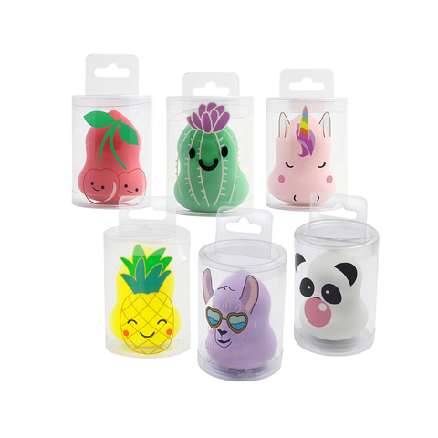Character Beauty Sponge Set