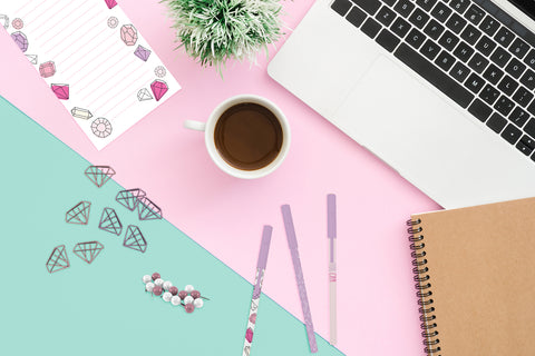 Stationery Set: Desk gems