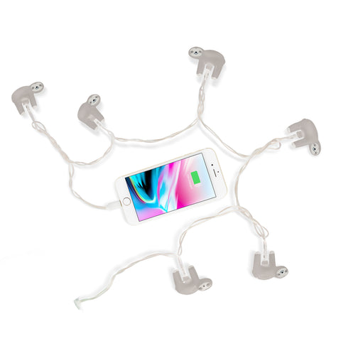 Sloth LED Light Up iPhone Charger
