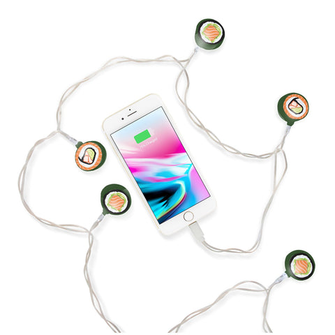 Sushi LED Light Up iPhone Charger