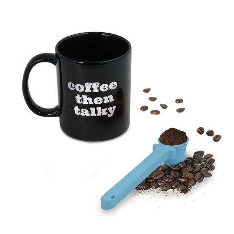 Coffee Lover's Set: Coffee Then Talky