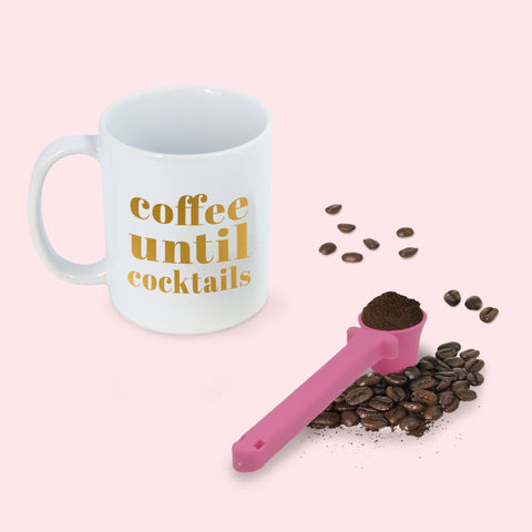 Coffee Lover's Set: Coffee Until Cocktails