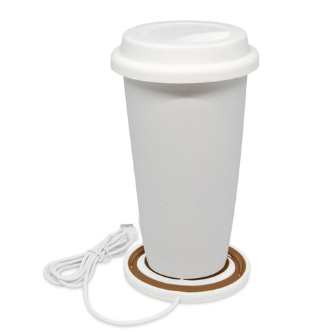 USB Mug warmer: Latte