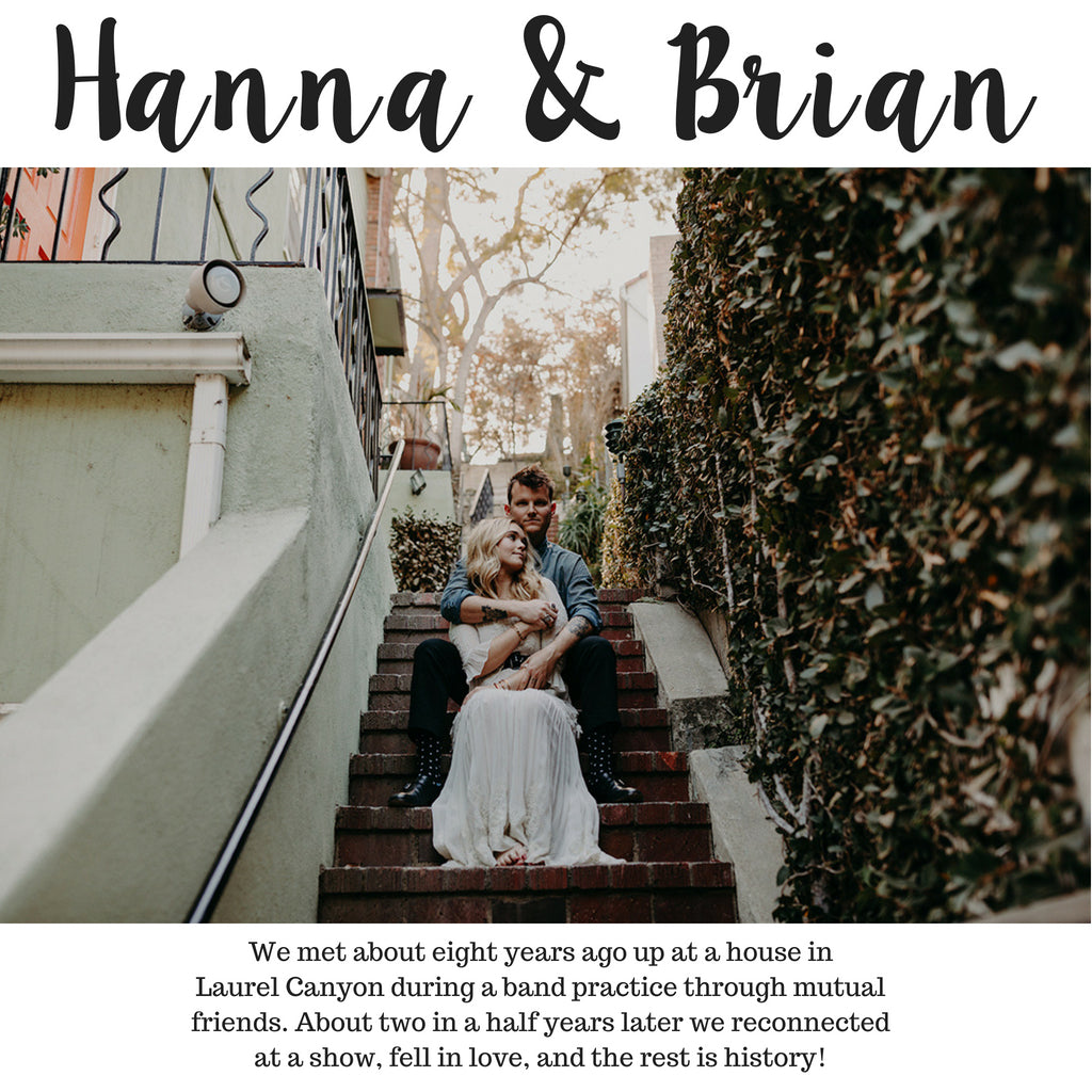 Hanna and Brian Registry
