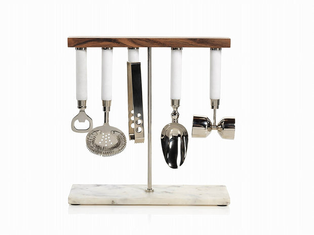 Marbella 5-Piece Bar Tool Set