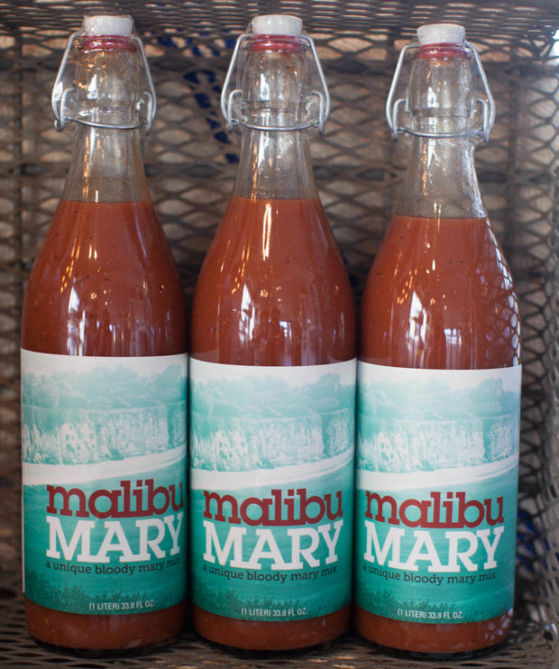 Malibu Mary, a Unique Bloody Mary Mix