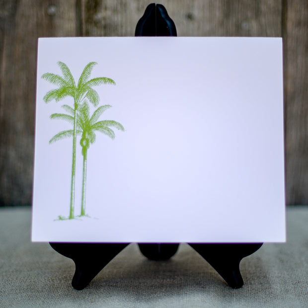 Palms Jumbo Notepad