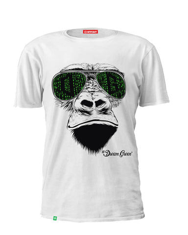 Monkey #DreamGreen Legacy Tee - Team OG Official Shop
