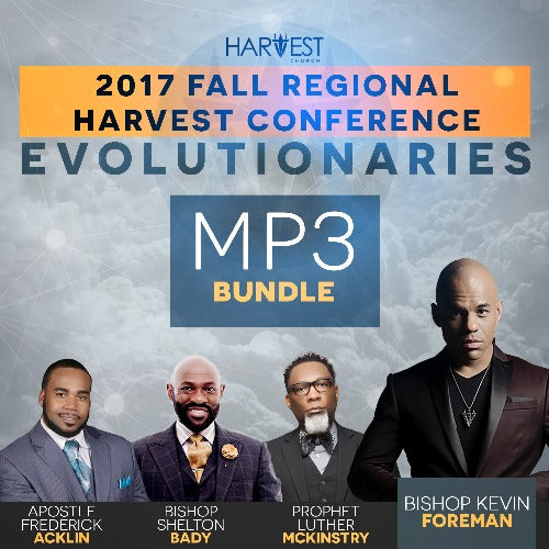 2017 Fall Regional Harvest Conference Evolutionaries MP3 Bundle