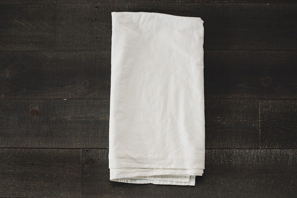 Deluxe Heavier Weight Flour Sack Towels