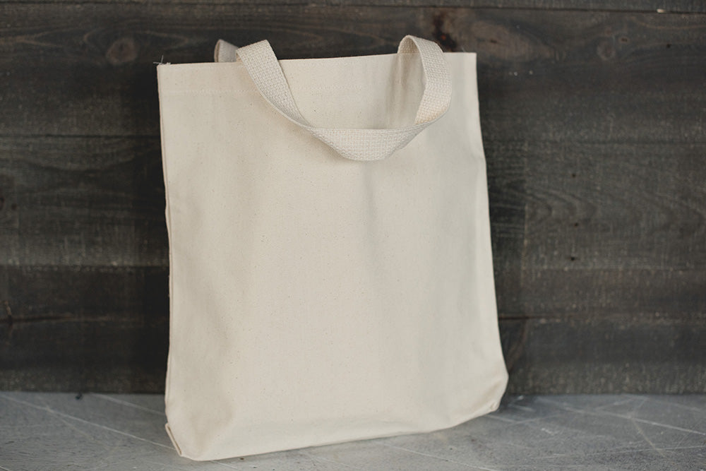 Deluxe Cotton Tote Bags