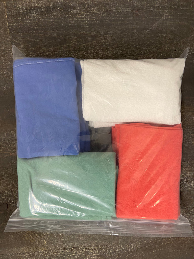 Flour Sack Towel Cleaning Pack