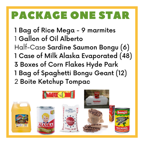 Package One Star