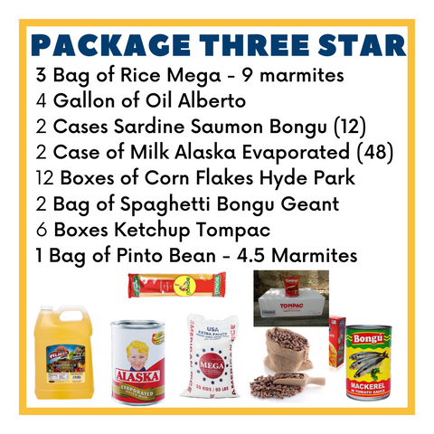 Package Three Star