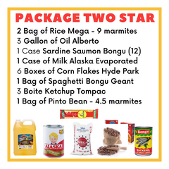 Package Two Star