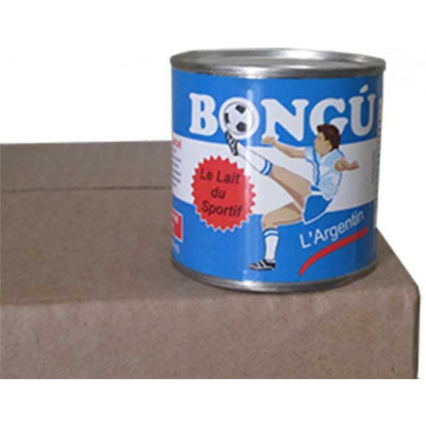 Case Lait Bongu Evapore - 48 units