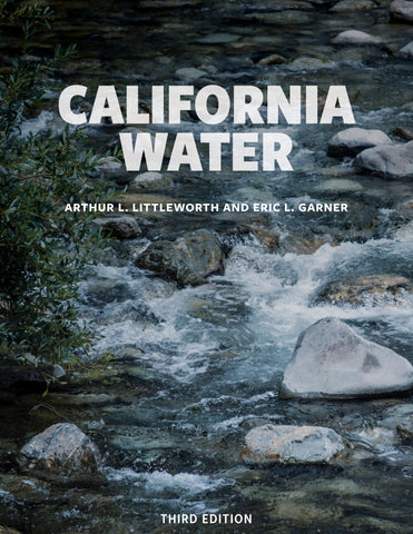 California Water, 3rd edition - Coming soon!