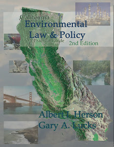 California Environmental Law & Policy, 2nd edition