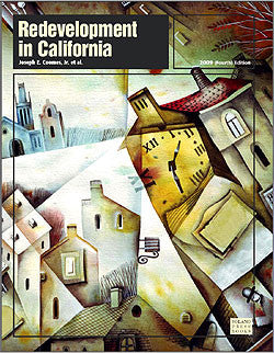 Redevelopment in California, 4th edition