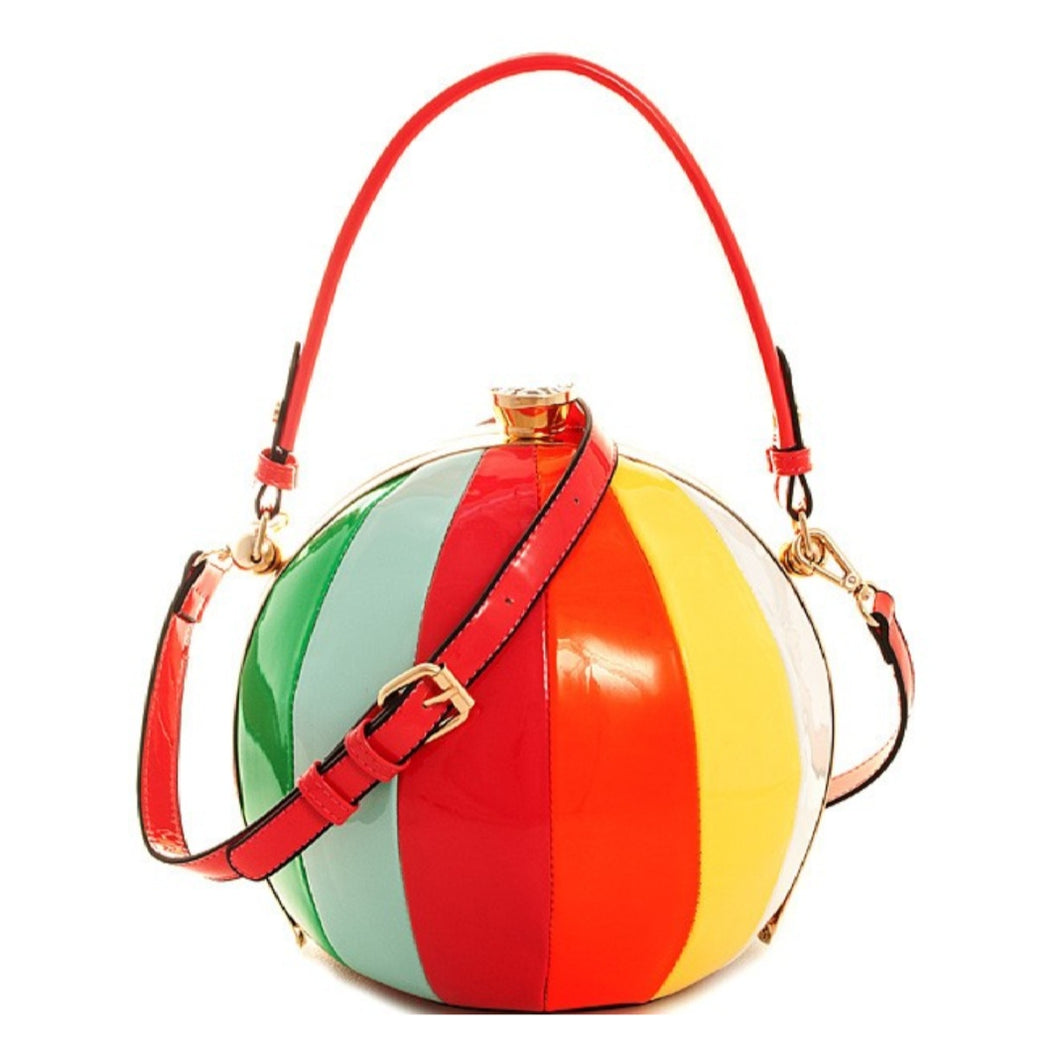 beach ball bag
