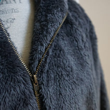 fur bomber jacket