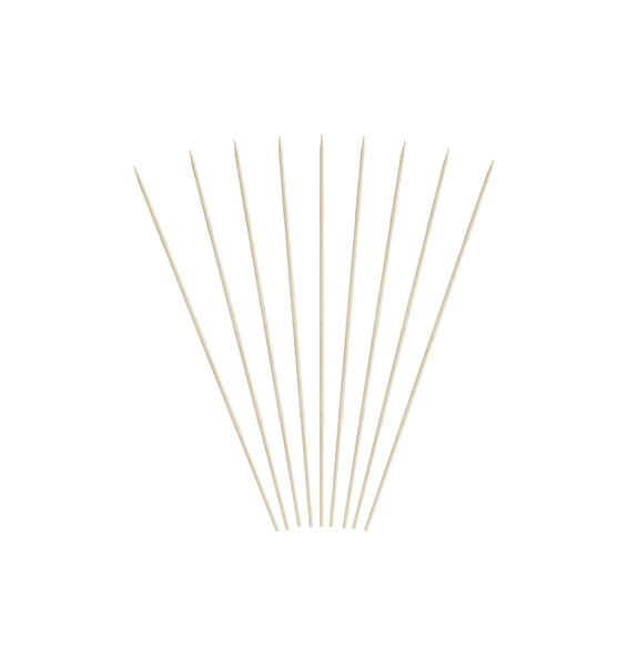 4 inch Bamboo Skewers (12/16/100)