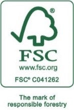 FSC® Certified Regular Cello Frill Toothpicks (10/1000)