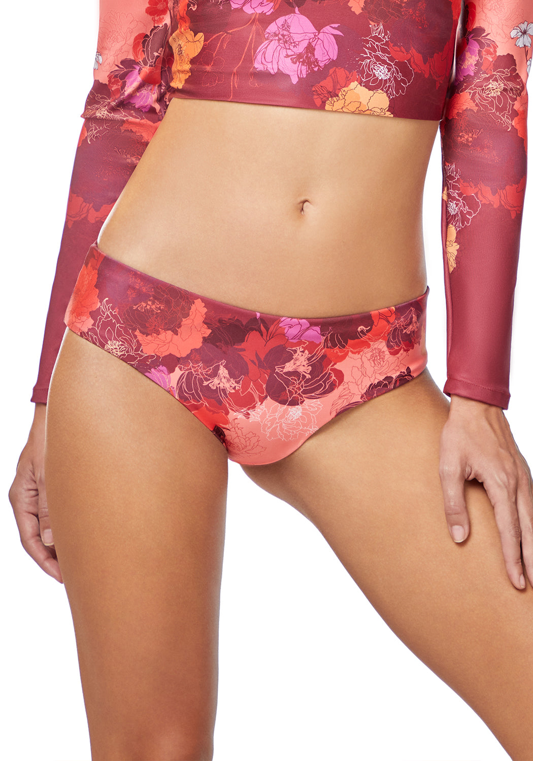 BLOSSOM HIPSTER-SCOOP PANTY