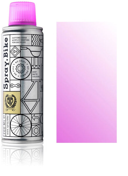 Fluro Magenta Clear - 200ml