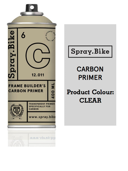 Spray.Bike Frame Builder's Carbon Primer - 400ml