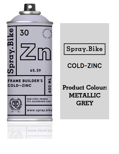 Spray.Bike Frame Builder's Cold-Zinc - 400ml