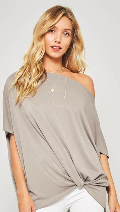Coco Off The Shoulder Top