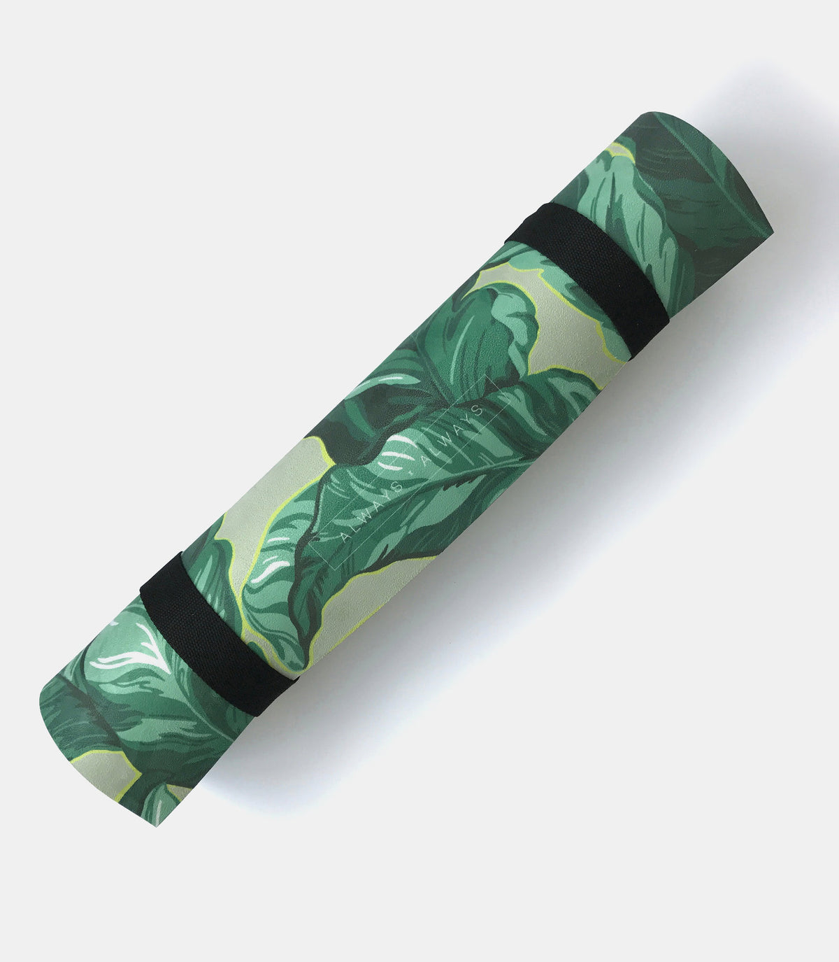Palm Leaf Yoga Mat